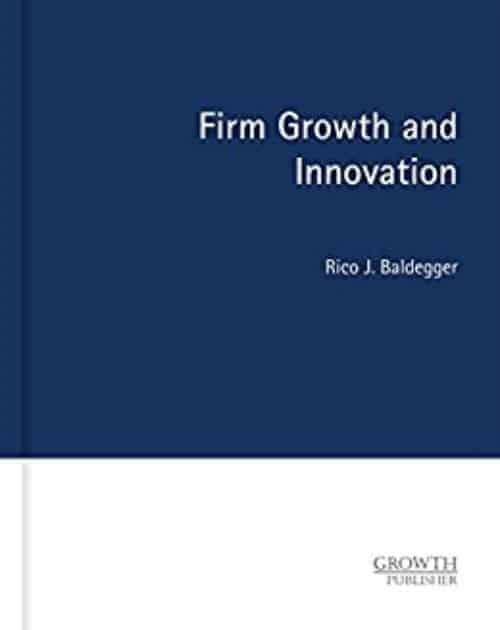 Buch Firm Growth and Innovation Cover